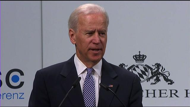 Biden raises possibility of direct talks with Iran