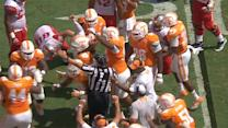 Tennessee forces 5 turnovers in 6-play span