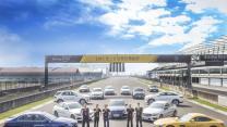 車壇直擊-Mercedes-Benz Driving Events駕訓體驗營