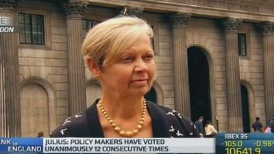 Ex-BoE member on MPC voting, forward guidance