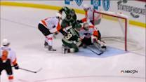 Wild score two goals in 57 seconds
