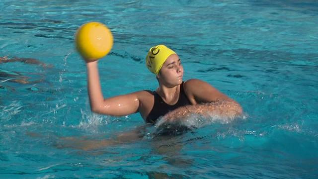 Local Water Polo Begins Competition In The Junior Olympics