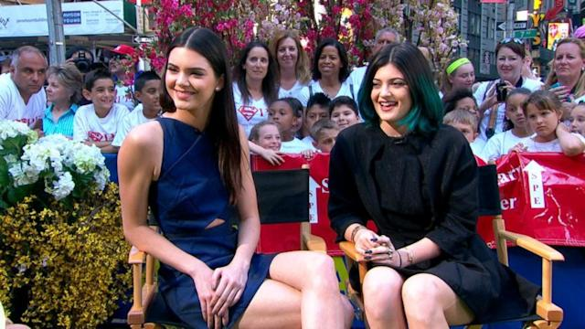 Jenner Sisters Talk Kim and Kanye's Wedding