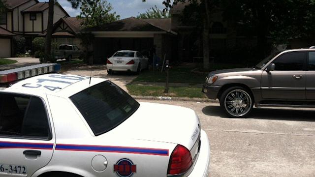 Authorities investigating body found dead in backyard