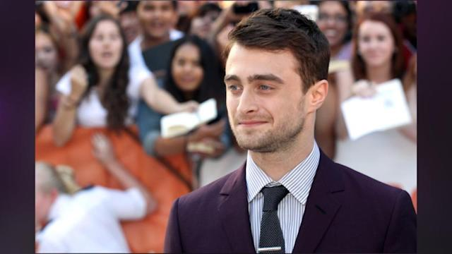 Daniel Radcliffe Reacts To Fifty Shades Casting News: No One Wanted Me To Play Christian Grey