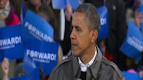 Obama: 'Work is not done yet'