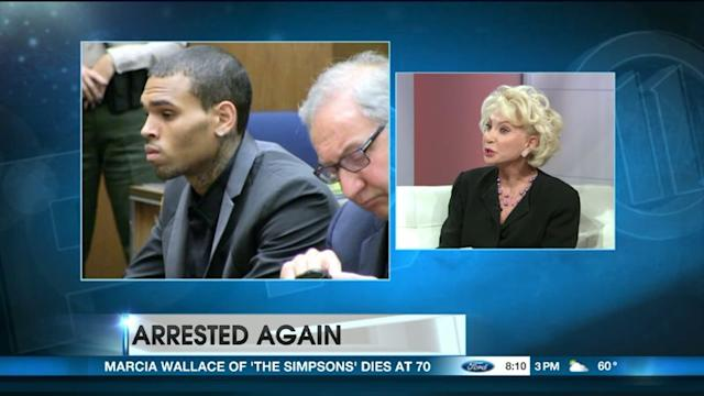 Arrested Again: Chris Brown Busted For Felony Assault