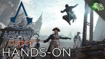 Assassin's Creed Unity GAMEPLAY INTERVIEW! - Rev3Games
