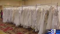 Wedding dresses at deep discounts - for a good cause!