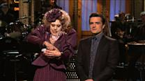 SNL Hunger Games: Josh Hutcherson Monologue Spoofs the Movie