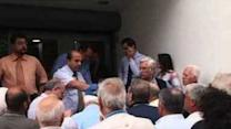 Pensioners Queue at Bank as Greek Defaults on IMF Payment