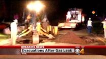 Gas Leak Forces Evacuation Of Homes In Vail