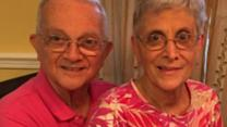 Couple Married 52 Years Loves Wearing Matching Outfits