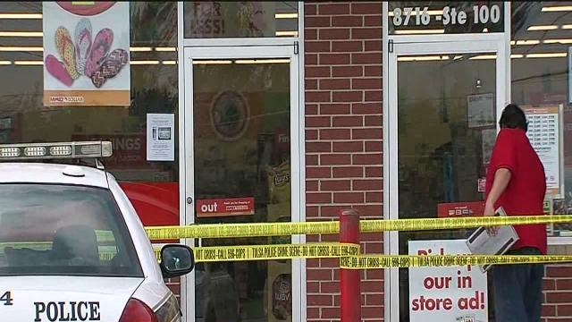 Tulsa police: Employees tied up, locked in bathroom by armed robbers at east Tulsa Family Dollar