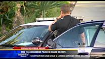 Man tells Escondido police he killed his wife