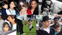 Bollywood's poser toddler brigade