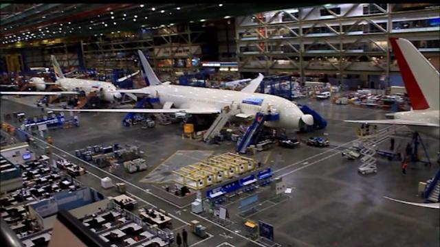 Washington Hopes To Build Boeing`s Newest Plane, The 777X
