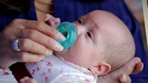 Miracle Baby Beats the Odds, Survives Premature Birth