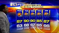 Meteorologist Tim Williams Has Your Sunday Morning Forecast