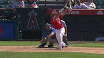 Pujols' two-run home run
