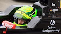 Michael Schumacher's Son Mick Wins First Race in Formula 4