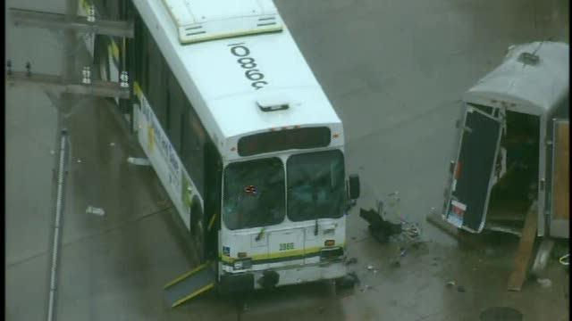 DDot bus accident