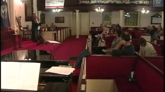 Interfaith service held in support of Yes on 1