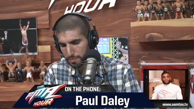 The MMA Hour - Episode 192 - Paul Daley
