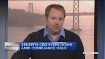 Zenefits CEO steps down