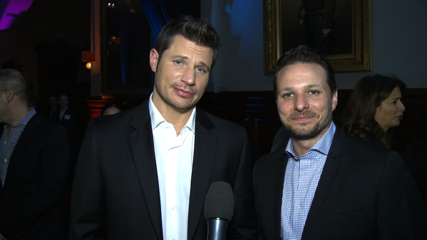 Nick and Drew Lachey Serve Up New Reality Show