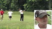 Local golf instructor aims for the U.S. Open
