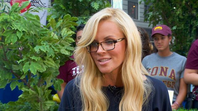 'The View' Co-Host Jenny McCarthy Talks New Job and New Love