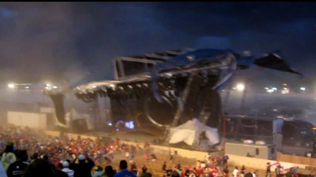 Deal Reached With Union In State Fair Stage Collapse Tragedy