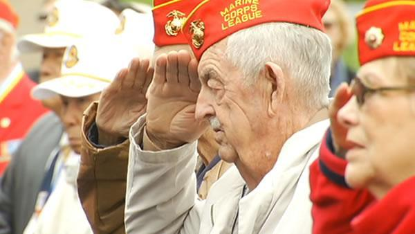 Veterans attend Korean War commemoration in SF