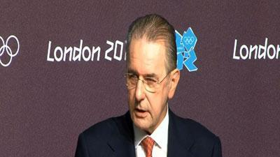 Rogge: I don't know who will light Olympic flame