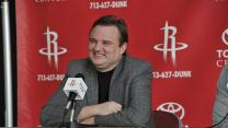 RADIO: Daryl Morey gets feisty with NBA officials