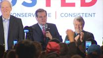 Highlights from Ted Cruz's New Hampshire Speech