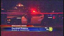 Fatal traffic accident in Fresno involving bicyclist