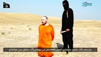 IS releases video it says shows the beheading of Steven Sotloff
