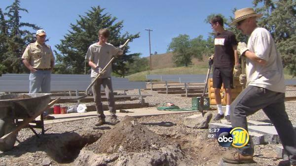 Valley Boy Scout gives back to the community