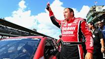 Newman sets track record with 50th career Pole