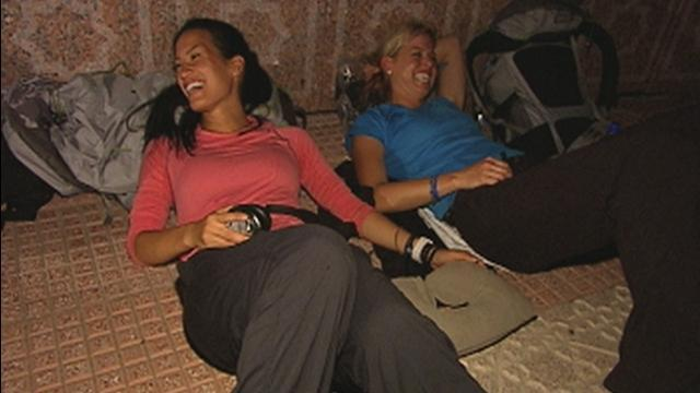 The Amazing Race 17 - Slumber Party In Muscat
