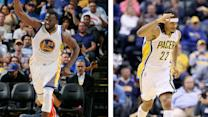 Are Draymond Green and Chris Copeland for real?