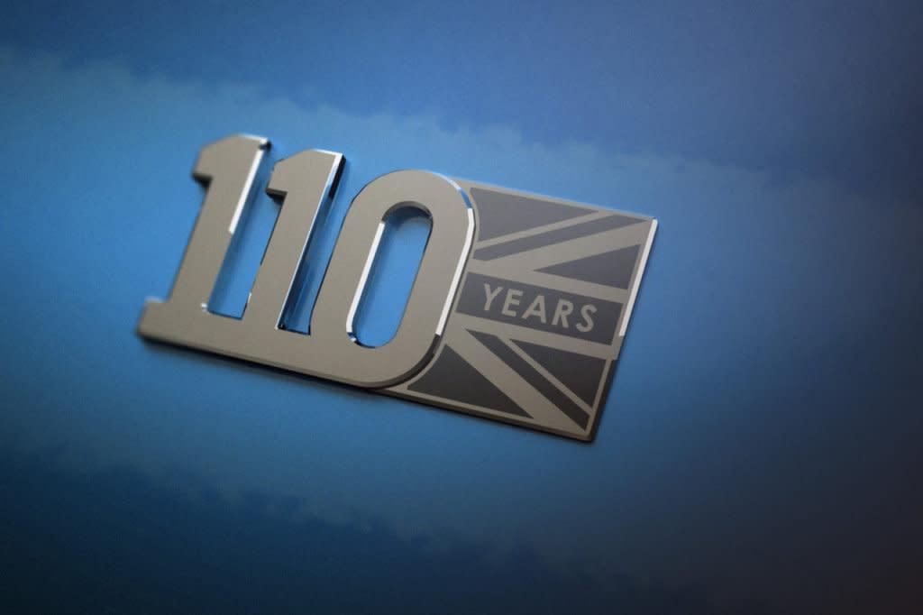 2019限定,MORGAN 110週年紀念套件