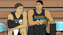 Sports Friends - Austin Rivers and Anthony Davis