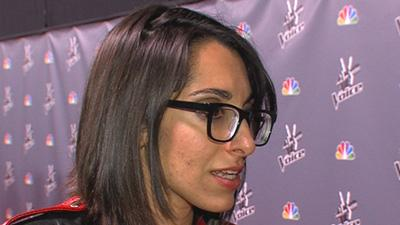'The Voice': Michelle Chamuel Dishes On Her Taylor Swift Surprise