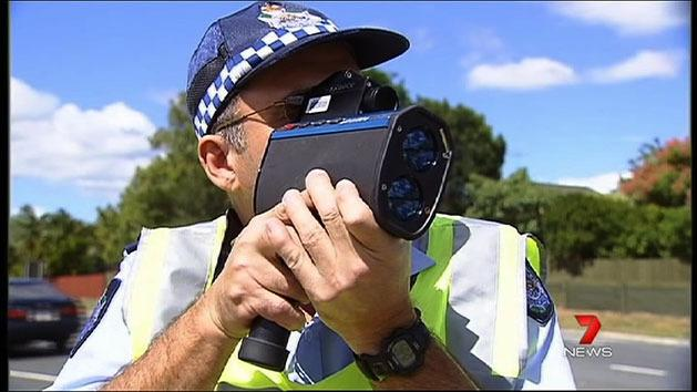 Speeding crackdown 'to curb road toll'