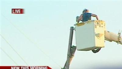 Powers Crews Hard At Work In Norman