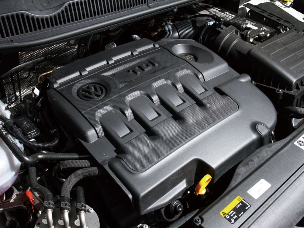 搭載2.0升渦輪柴油引擎,可輸出150hp最大馬力與34.7kgm的最大扭力。