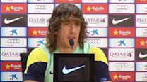 El Clasico good early test, says Puyol